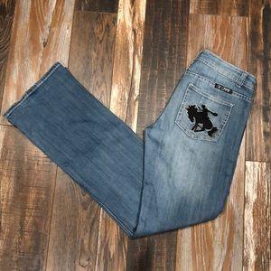 Wild n' Wooly Jeans
